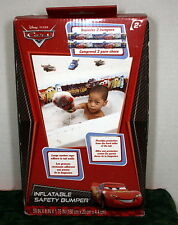 Disney Pixar Cars Inflatable Safety Bumpers UPC 047968206709  New in Box