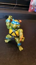 Vintage TMNT Leonardo Action Figure With Accessories Playmates