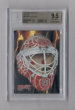 MIKE VERNON 95-96 PINNACLE MASKS BGS 9.5 GEM MINT