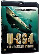 BLURAY U-864 L'ARME SECRETE D'HITLER VENTE DIRECTE EDITEUR NEUF