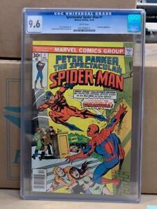 SPECTACULAR SPIDER-MAN #1 (1976), Marvel Comics CGC 9.6