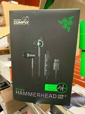 OB  Razer Hammerhead In-Ear USB-C Headphones with ANC