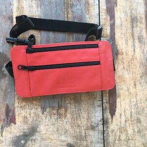Supreme SS19 New Leather Waist Shoulder Bag Red 2019 Drop %100 Authentic