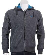 NIKE MENS hoodie hoody Jumper jacket hooded  Sweatshirt SMALL grey zip up