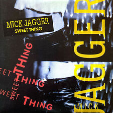 Mick Jagger CD Single Sweet Thing - France (EX/EX)