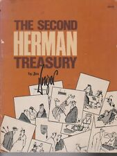 THE SECOND HERMAN TREASURY by JIM UNGER pbl 1981