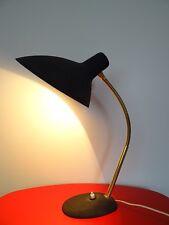 ancienne lampe de bureau BORIS LACROIX french desk light design 1950 arlus lunel
