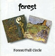 Forest/Full Circle - 2 DISC SET - Forest (2001, CD NEUF)