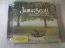 JAMIE SCOTT & THE TOWN - PARK BENCH THEORIES - 2007 CD ALBUM