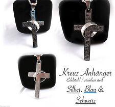 Religiöse Modeschmuck-Halsketten & -Anhänger aus Edelstahl
