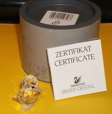 Swarovski Crystal Mini Canard rare objet retraité 2006 Comme neuf condition