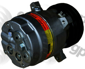 Global Parts 6511321|New A/C Compressor|12 Month 12,000 Mile Warranty