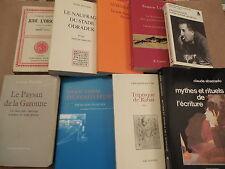 LA NUIT D'AMOUR DES AUTRES GUYETTE LYR ACTES SUD 2001