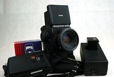 Rolleiflex 6002 Starter Set sehr schön viel Zugaben Rolleigon 2,8 80mm