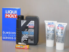 Wartungs Set Honda NSC 50 R Vision 4T Öl Zündkerze Service Inspektion Ölwechsel