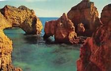 Portugal Algarve Lagos Ponta da Piedade, Rochas e Sapaio de Senhora
