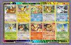 🌈Lot de 10 cartes Evoli et Evolutions différentes Françaises Neuves-Pokemon - A