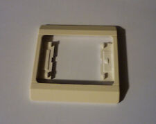 Enkele afwerkingsset vierkant van schakelaar/drukknop van Niko