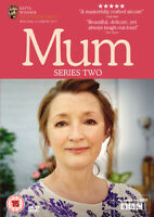 Mum: Series Two DVD (2018) Lesley Manville cert 15 ***NEW*** Fast and FREE P & P