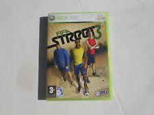 Jeu Microsoft XBOX 360 - FIFA STREET 3 xbox360 - FR (complet)