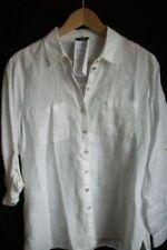 Leinene Gerry Weber Damenblusen, - tops & -shirts ohne Muster