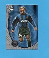 INTER CARDS 2000- numero 68- CLARENCE SEEDORF -NEW