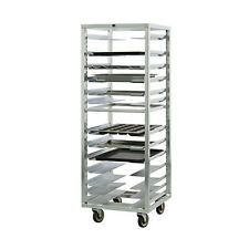 New Age 1650 Roll-In Pan Rack W/ 12 Guides