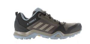 Adidas Womens Terrex Ax3 Green Hiking Shoes Size 12 (1673233)