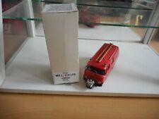 VM Mercedes L 319 LF8 Fire Brigade in Red on 1:43 in Box