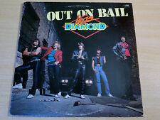 EX !! Legs Diamond/Out On Bail/1984 Target LP/USA Issue