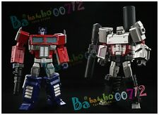 Transformers Toy Generation GT-5 Optimus Prime Megatron Mini Leaders Set New