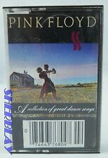 Pink Floyd A Collection Of Great Dance Songs Cassette Tape