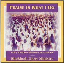 ~COVER ART MISSING~ Shekinah Glory Ministry CD Praise Is What I Do Live