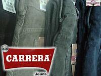 CARRERA Jeans PANTALONE VELLUTO 1000/R 5 TASCHE Mis. 46 48 50 52 54 56 58 60 62