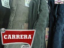 Pantalone Uomo Carrera Regular velluto Art. 700/1051a 60 Grigio