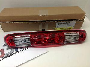 Chevrolet Silverado GMC Sierra Hight Mount 3rd Brake Light & Cargo Lamp new OEM