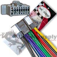 BLAUPUNKT RPD545 RPD-545 RPD550 WIRE HARNESS BL2