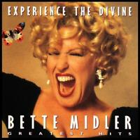 BETTE MIDLER - EXPERIENCE DIVINE : GREATEST HITS CD ~ BEST OF COLLECTION *NEW*