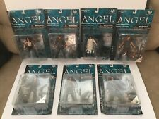 Lot / Set Of 7 FAITH from ANGEL BUFFY THE VAMPIRE SLAYER Action Figure Cordelia