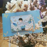Yuzuru Hanyu Notte Stellata Ver Cosplay Handwork Phone shell Phone Case Feather