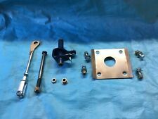 Early Bronco 1999-2004 Mustang hydro boost to stock booster bracket 66-77