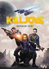 Killjoys: First Season 1 One (DVD, 2016, 2-Disc Set)