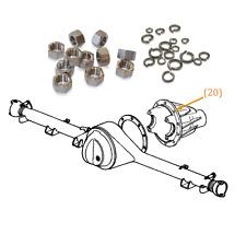 FJ40 Differential Cover JIS Stainless Bolt Nut Hardware Kit Land Cruiser