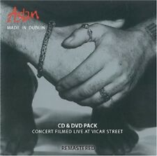 Aslan – Made in Dublin SE CD & DVD FREE UK P&P