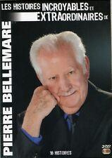 Les Histoires Incroyables et Extraordinaires de Pierre Bellemare vol. 1 (3 DVD)