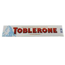 TOBLERONE Chocolat Blanc Lait Chocolat Noir Classique Cadeau Stocking Filler 360 g