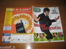 TV SORRISI E CANZONI=2002/15=FIORELLO=HALLE BERRY=COCCIANTE=VALENTINO ROSSI=