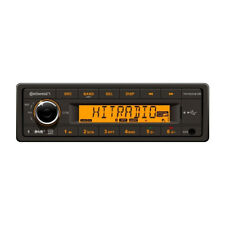 Continental 24V DAB+ Radio + DAB Antenne RDS USB MP3 WMA Bluetooth TRD7423UB-OR