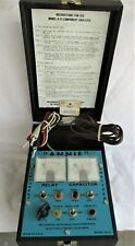 Annie Model A 13 Hvac Relay Capacitor Component Analyzer In Case