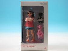 Yotsuba & ! Ena Ayase Casual Clothes x Swimsuit Ver. PVC Figure Kaiyodo